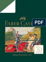 Catalogo Faber Castell