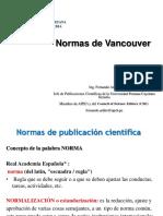 18 Normas de Vancouver