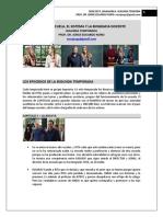 334.RITA, LA ESCUELA, EL SISTEMA EDUCATIVO Y LA BIOGRAFIA DOCENTE. SEGUNDA TEMPORADA.