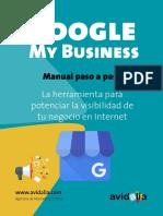 Manual paso a paso para configurar Google My Business