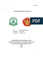 Referat Leukemia Limfoblastik Akut