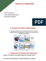 Teorías de la Creación.pptx