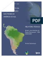 Brasíl_uma Análise Do Plano Plurianual-PPA_2000_2003