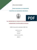 3er Informe Laboratoro de CienciasII
