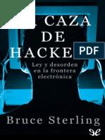 La Caza de Hackers de Bruce Sterling r1.0
