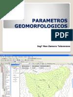 Parametros Fisiograficos Practico