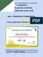 (2014) Sep Sandunga & Pasmarotes