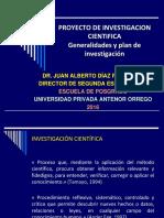 1ra Clase. Proyecto- Plan investig 2016.pptx