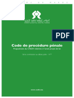 Cndh - Memo Procedure Penale Vf