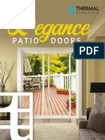 L'egance Door Patio