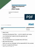 IDP - Employee Guide 2012-2013