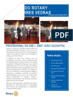 News Letter 2ºsemestre Rotary 2017