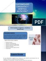 Enfermedades de Mutación , Genéticas y Mutación
