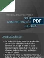 DD.hh y Adm Justicia.30