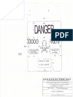 33 KV Danger Board, CTs, PTs, Current Transformer, Potential Transformer, SMC LT DB, AB Switch, TPMO, DO Fuse Set, 33 KV Isolator