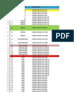 1532 Angondje Parcelle 5 Index Des Plans 2017-02-08
