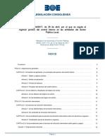 Real Decreto 424 2017 28 de Abril El en VIGOR en JULIO de 2018