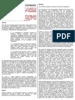Admin Case Digests Compilation (3rd Batch)