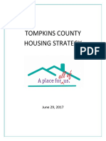 Tompkins County Housing Strategy