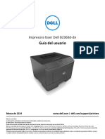 Dell-b2360dn User's Guide Es-mx