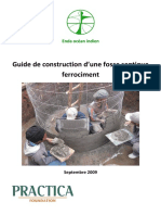 Enda Guide Construction Latrine Ferrociment