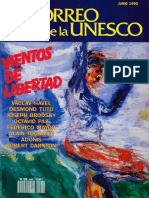 Correo de La Unesco - Václav Havel