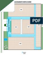 Mapa de Vigilancia Fracc Puerta de Hierro