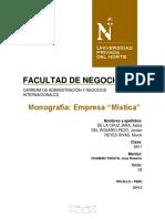 Administración Monografia