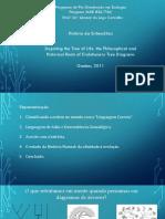 História das árvores filogenéticas