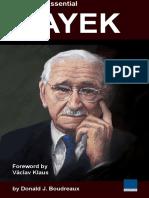 Essential Hayek Book