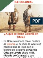 Chile Colonial Ccp 2009 Primera Parte