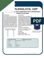 Propilenglicol Usp Ft