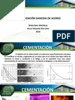 Presentacion Carburizacion