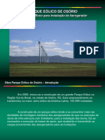 Etapas Construtivas Parque Eolico