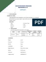 Informe de Supervisión Val. N 01 TAPO