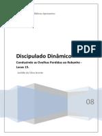 DIS0001 Discipulado Dinâmico I Edição
