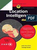 Location Intelligence for Dummies eBook