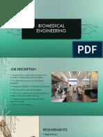 biomedeng student work