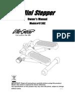 Steper Manual