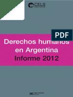 CELS - Informe 2012.pdf