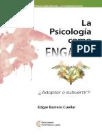 Libro Psicologia Como Engano