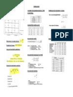 Formulario Para Diseño de Un Sistema de Alcantarillado