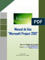 Manual Del Ms Project