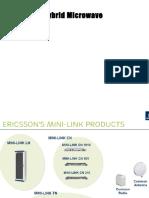 Minilink TN Ethernet Config