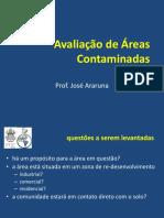 5.1avaliação de Áreas Contaminadas