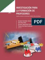 Investigación para la Formación de Profesores.pdf