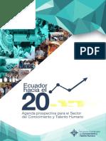 Ecuador hacia el 2035