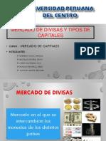 Mercado de Divisas y Tipos de Cambio (1)
