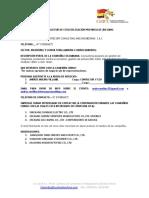 Formato de Citas Encuentro Empresarial Zhejiang - Colombia