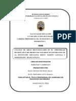 Tesis Informe Para Presentar Revisado